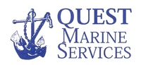 Quest Marine Services Company Logo by Eric  Takakjian in Fairhaven MA