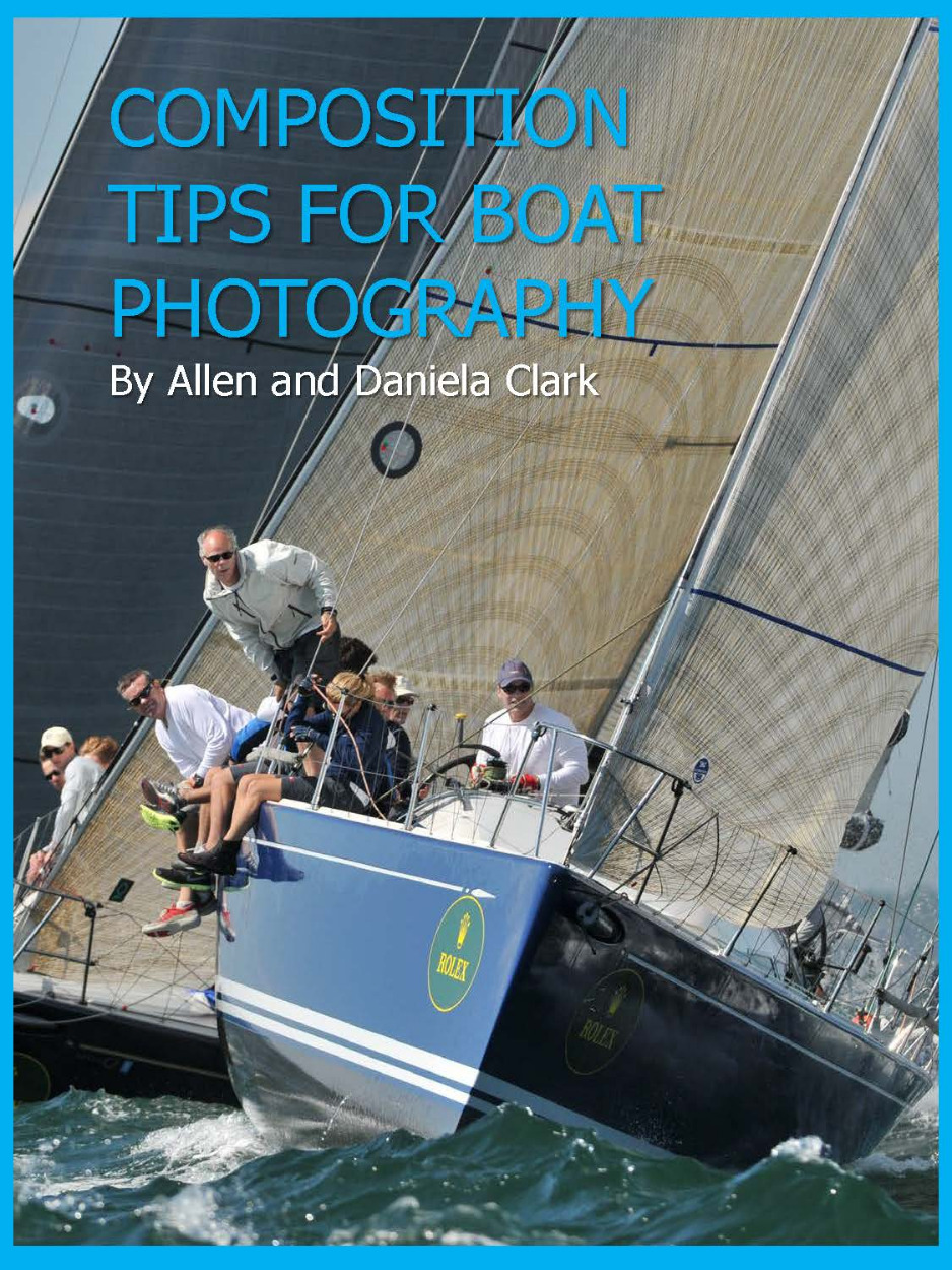 Comosition Tips for Boating Photography by Captain Allen Clark in Saint Petersburg FL